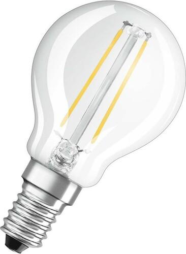 Osram LAMPE LED-Tropfenlampe E14 827 LEDPCLP252,5W827FE14