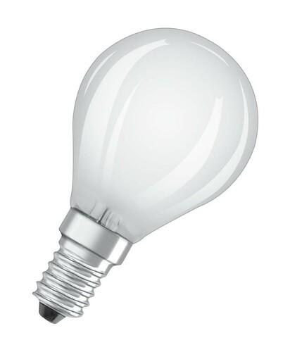 Osram LAMPE LED-Tropfenlampe E14 827 LEDPCLP404827GLFRE14