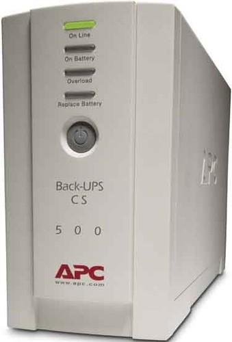 APC Back-UPS CS 500VA 230V BK500-EI