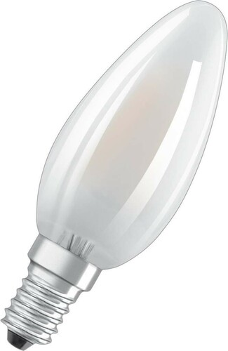Osram LAMPE LED-Kerzenlampe E14 827 PCLB252,5W827GLFRE14
