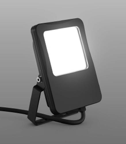 RZB LED-Fluter 4000K schwarz 722146.003