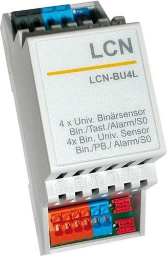 Issendorff Tasten-/Binär-/Alarmsensor 4-f. +S0-Schnittst. LCN - BU4L