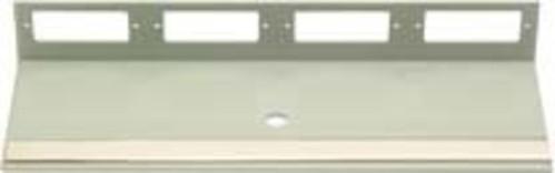 Telegärtner Verteilerplatte für 6 SC-Kupplungen 100021519