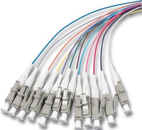 EFB-Elektronik LC Faserpigtail G50/125 2m, OM3 O3482.2 (VE12Satz)