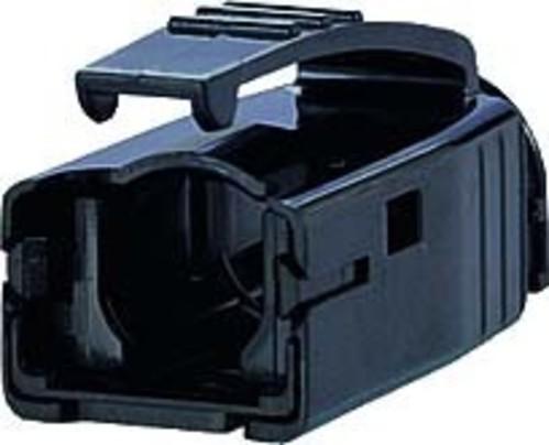 BTR NETCOM Knickschutztülle E-DATInd.IP20 BP schwarz 1401008202-E