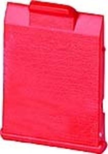 BTR NETCOM Staubschutzkappe E-Dat Modul rot 820394-0108-I