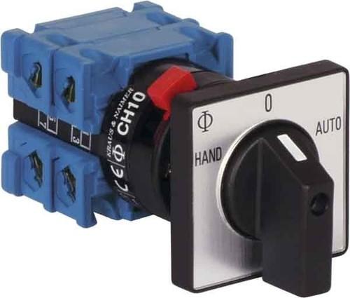 Kraus&Naimer Voltmeterumschalter mit 0-Stellung CH10 A004-624 FT2