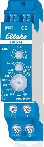 Eltako Multif.-Strom-Schaltrelais Glühlampen 2000W FMS14