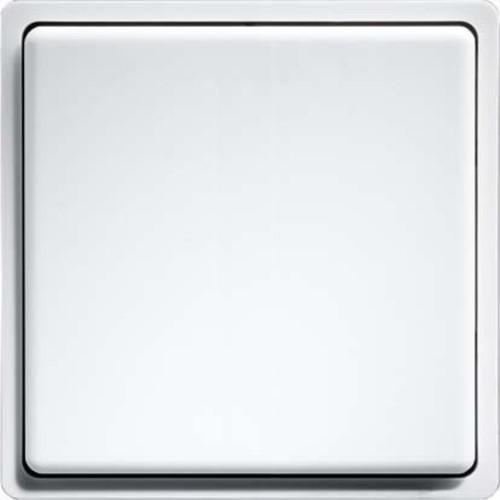 Eltako Funk-Minitaster reinweiß glänzend FMT55/2-wg
