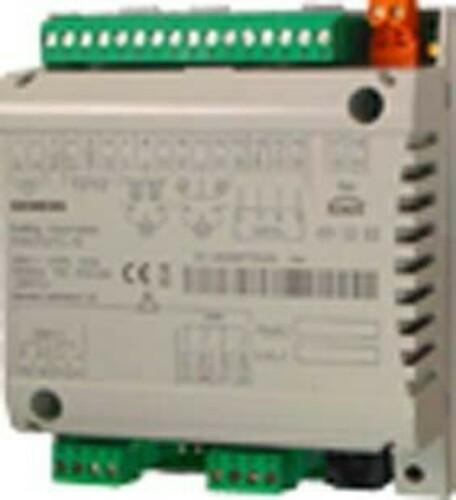 Siemens Indus.Sector Raum-Controller 3-Stuf.Ventilator BPZ:RXB21.1/FC-10