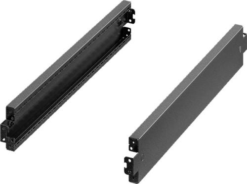Rittal VX Sockel-Blenden 100mm,fürT:600mm VX 8640.033 (2 Stück)