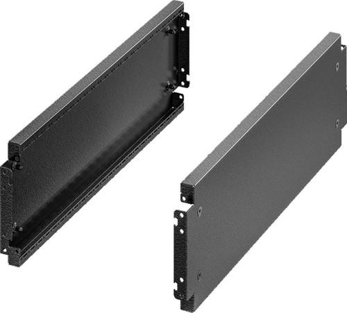 Rittal VX Sockel-Blenden 200mm,fürT:600mm VX 8640.043 (2 Stück)