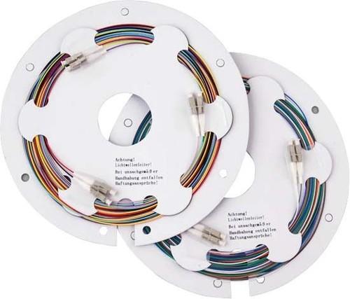 EFB-Elektronik LC-Faserpigtail 9/125 2m, farbig O0481.2 (VE12Satz)