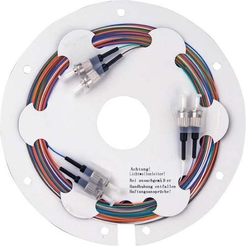 EFB-Elektronik ST-II Faserpigtail 9/125 2m, farbig O1004.2 (VE12Satz)