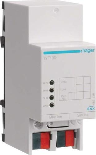 Hager KNX Linien-/Bereichskoppl. TYF130