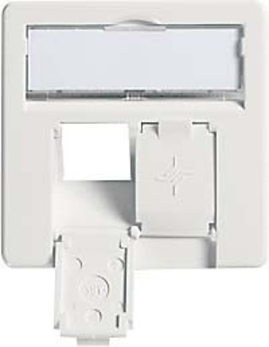 Telegärtner Zentralplatte kpl. 50x50 apws,f.AMJ45 8/8UP/0 100020622