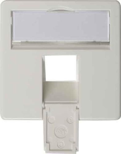 Telegärtner Zentralplatte kpl. 50x50 apws, f.AMJ45 8 UP/0 100020623