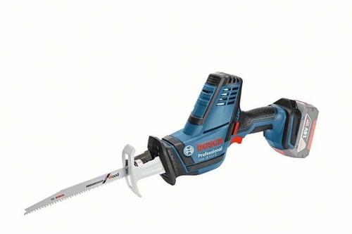 Bosch Power Tools Akku-Säbelsäge solo, Karton GSA 18V-LI C