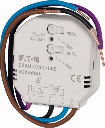 Eaton Schaltaktor mit Eingang 10A, Energiemessung CSAU-01/01-10IE