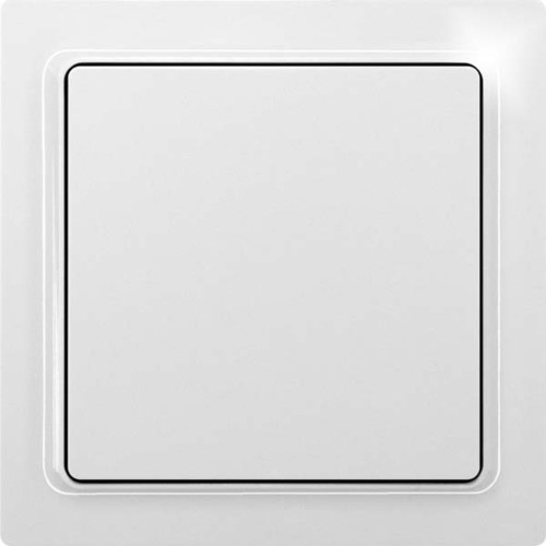 Eltako Funk-Taster reinweiß glänzend F4T65B-wg