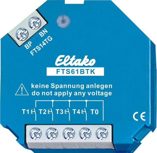 Eltako Bus-Tasterkoppler für FTS14TG FTS61BTK