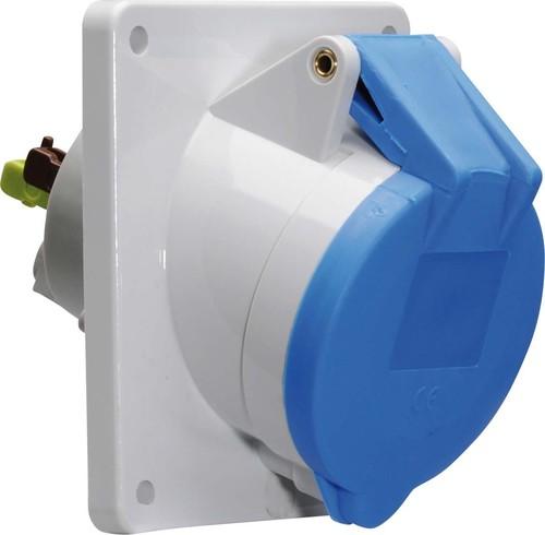 Bals Elektrotech. Anbausteckdose Quick Conn. 16A 3p 230V 6h IP44 12772