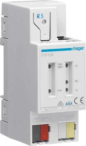 Hager KNX IP Gateway TYF120