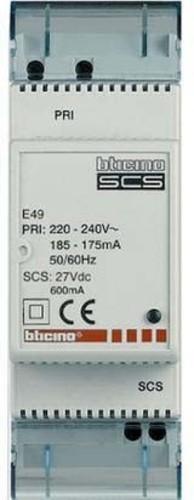 Legrand (SEKO) SCS Kompakt-Netzgerät 600mA E49