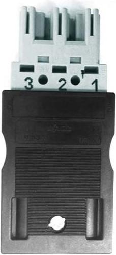 ESYLUX Anschlussstecker 230V für TEVD Stecker #EC10430275