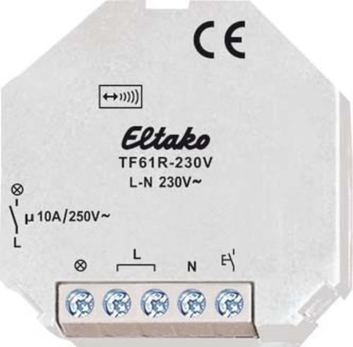 Eltako Tipp-Funk Relaisaktor 10A/250V AC TF61R-230V