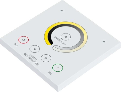 EVN Lichttechnik Funk-Wandpanel RW ca.20m IP20 WPDIMWWCWW