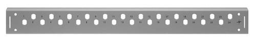 Telegärtner Frontplatte 1HE, 24 ST 100021566