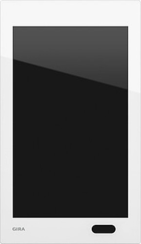 Gira Displaymodul G1 weiß 208912