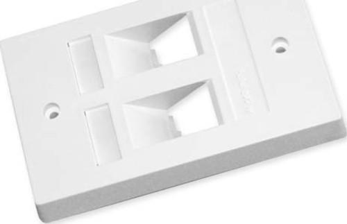 Corning Aufputzgehäuse rwf.2 LANscape Modul WAXWSE-V0201-C004