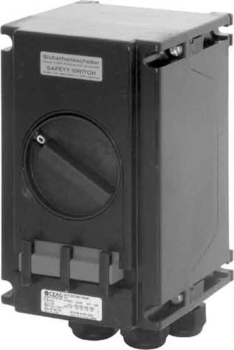 Ceag Sicherheitst. Sicherheitsschalter 6p.,690V,20A GHG 262 2601 R0001