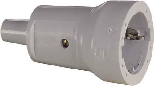 ABL Sursum Schuko-Kupplung PVC weiß 1679080
