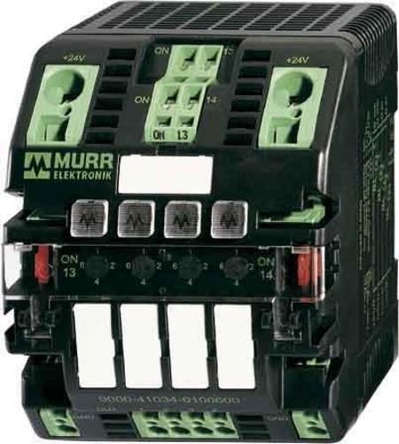 Murrelektronik Lastkreisüberwachung I:24DC O:24V/1-2-3-4 9000-41034-0100400