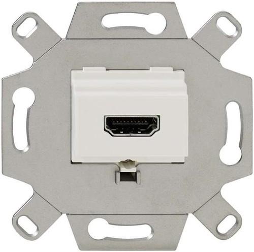 Rutenbeck HDMI-Anschlussdose KM-HDMI Up 0 rw
