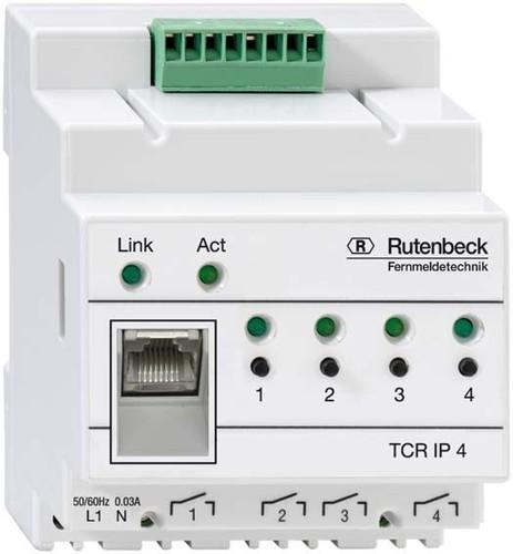Rutenbeck Fernschaltgerät Control IP 4