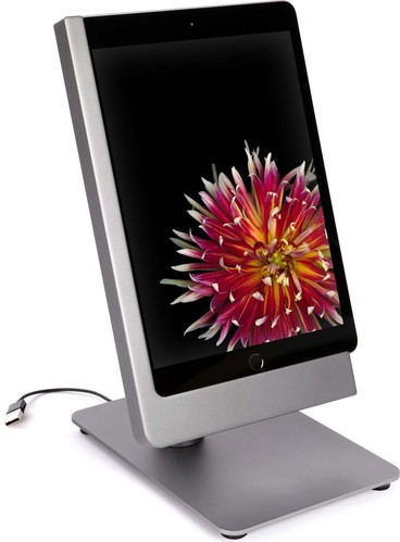 Viveroo iPad Standrahmen alu, m.Drehgelenk freeflex9,7 #381215