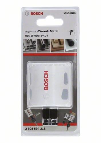 Bosch Power Tools Lochsäge Progressor f. Wood+Metal 51mm 2608594218