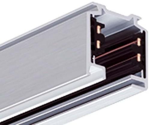 LTS Licht&Leuchten 3-Phasen-Aufbauschiene 1000mm kürzbar EU 10 sw-25-102