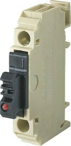 Siemens Indus.Sector Sicherungsklemme Schraubanschluss 8WA1011-1SF12