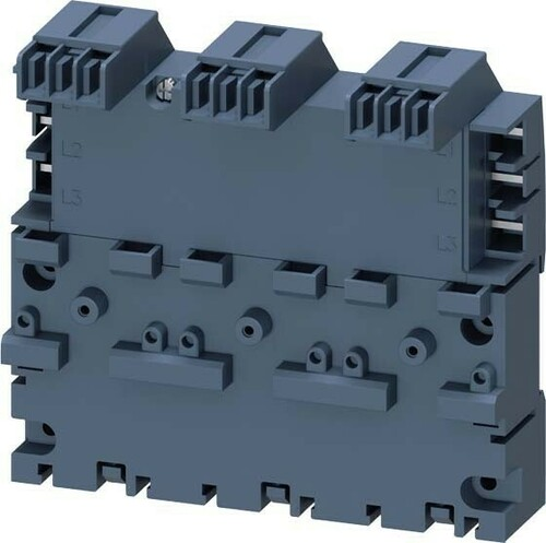 Siemens Indus.Sector 3-Ph. Sammelschiene Erweiterungsstecker 3RV2917-4B