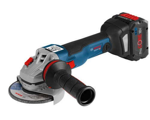 Bosch Power Tools Akku-Winkelschleifer 125mm (C) solo CLC GWS 18V-10C 125 mm