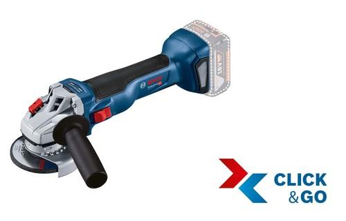 Bosch Power Tools Akku-Winkelschleifer GWS 18V-10
