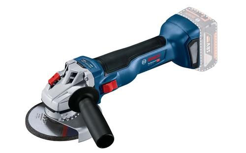 Bosch Power Tools Akku-Winkelschleifer GWS 18V-10 115mm soL
