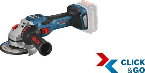 Bosch Power Tools Akku-Winkelschleifer GWS 18V-15SC125mmsoL