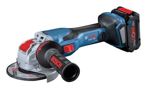 Bosch Power Tools Akku-Winkelschleifer GWX 18V-15C125mm soL