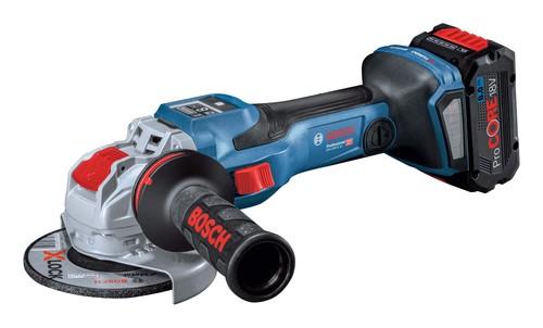 Bosch Power Tools Akku-Winkelschleifer GWX 18V-15SC125mmsoL